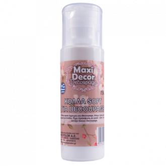 Maxi Decor Decoupage Κόλλα soft 130ml (905013)