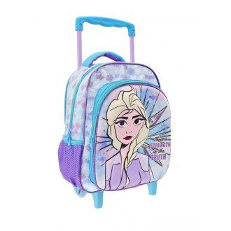 Must Σακίδιο νηπιακό trolley 2 θήκες 3D Frozen 2 000562456