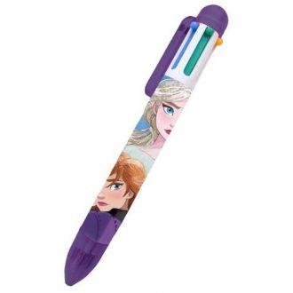Diakakis στυλό ball pen Frozen 2 με 6 χρώματα