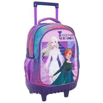 Diakakis Σακίδιο Trolley Frozen 2 Together We Are Strong