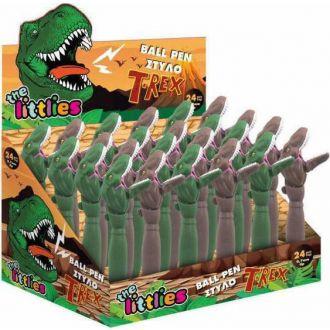 The littlies στυλό δεινόσαυρος