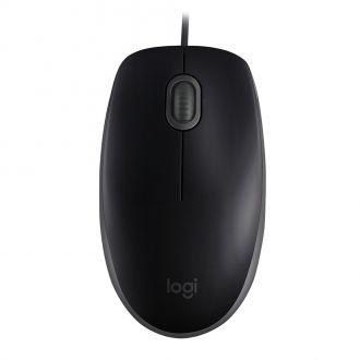 Logitech Ποντίκι B110 Silent 910-005508