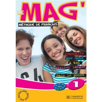 Le Mag' 1 - Livre de l'élève (2006)