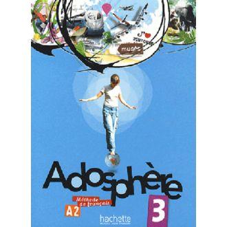Adosphere 3 Methode A2 + CD (2012)