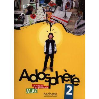 Adosphere 2 Methode A1+A2 + CD (2011)