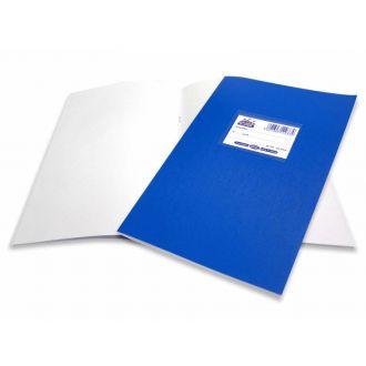 Skag Τετράδιο Super Διεθνές πλαστικό 17x25 Λευκό 50Φ 110334