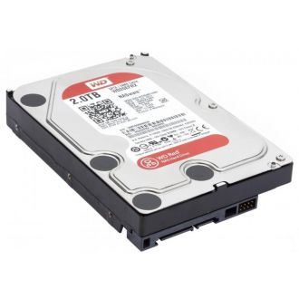 Western Digital Red NAS Hard Drive 2TB 3.5'' SATA III