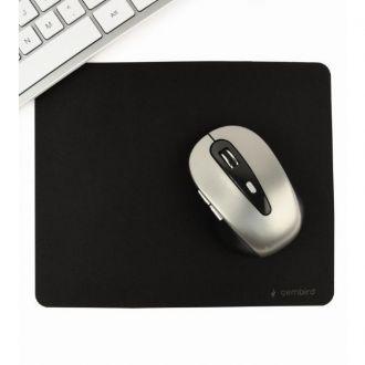 Gembird mousepad υφασμάτινο μαύρο 220x180mm (GM-MPSBK)
