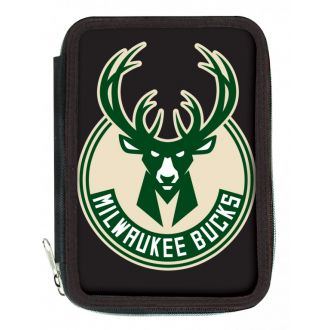 BMU Κασετίνα διπλή NBA Milwaukee Bucks 338-49100