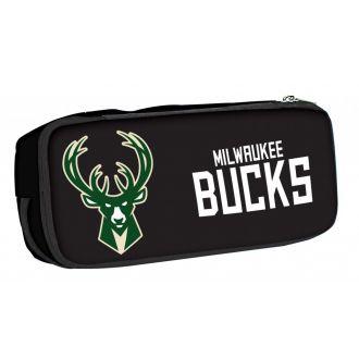 BMU Κασετίνα βαρελάκι οβάλ NBA Milwaukee Bucks 338-49141
