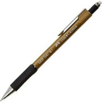 Faber Castell μηχανικό μολύβι 1347 0.7mm χρυσό