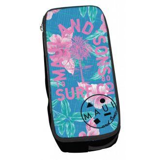 BMU Κασετίνα βαρελάκι οβάλ Maui & Sons - Girl Surf 339-53141