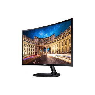 "Samsung Οθόνη curved LED VA FHD 27"""