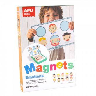 APLI Kids Μαγνητικό puzzle Πορτρέτα 30 κομμάτια