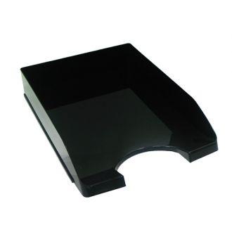 Metron Δίσκος γραφείου πλαστικός Μαύρος 745.800Β