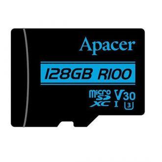 Apacer Κάρτα μνήμης MicroSDXC 128GB U3 Class10 4K Ultra HD