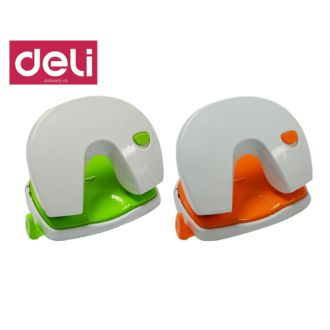 Deli Περφορατέρ πλαστικό 20 Φύλλων 0123