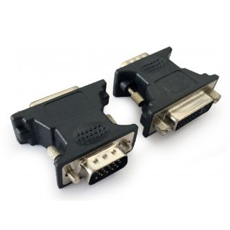 Cablexpert Αντάπτορας VGA male to DVI-A female (A-VGAM-DVIF-01)
