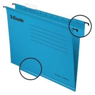 Esselte Κρεμαστοί φάκελοι Classic Ενισχυμένοι Α4 25τμχ 4 Χρώματα 9031