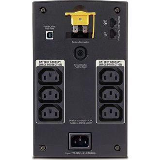 UPS APC Back-UPS BX 950VA, AVR, IEC