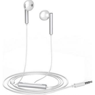 Huawei ακουστικά ΑΜ116 Metal White HUAAM116W