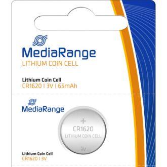 Media Range μπαταρία λιθίου  CR1620 3V  /τεμάχιο  (MRBAT130)