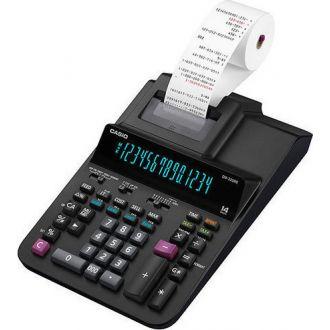Casio Αριθμομηχανή χαρτοταινίας ρεύματος 14 Ψηφίων DR-320RE