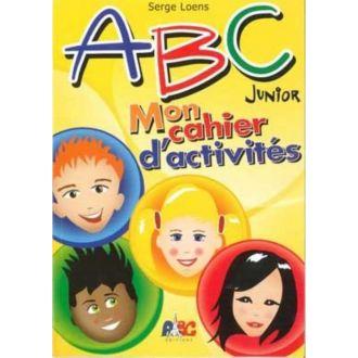 ABC Junior Mon cahier d' activites (2010)