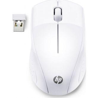 HP Ποντίκι wireless 220 Snow White (7KX12AA)