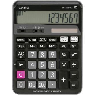 Casio Αριθμομηχανή DJ-120D Plus