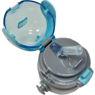 Ecolife ανταλλακτικό πώμα για kids thermos  400ml Μπλε