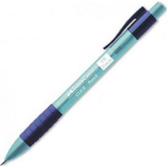 Faber Castell μηχανικό μολύβι Click 2mm Μπλε 132847