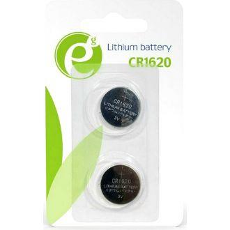 Energenie μπαταρίες λιθίου CR1620 2τμχ.