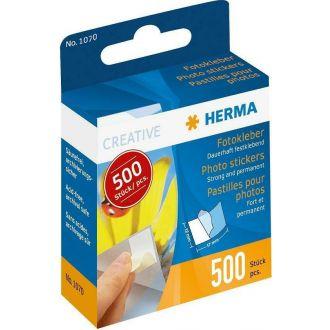 HERMA αυτοκόλλητα διπλής όψης 500τμχ. (1070)