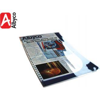 Albyco Δίφυλλα πλαστικοποίησης  A4 125mic 100τμχ.