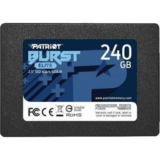 PATRIOT σκληρός δίσκος SSD burst elite 240GB 2.5''