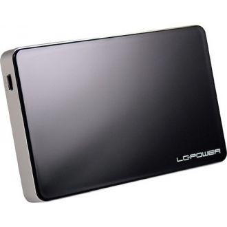 LC POWER Θήκη Σκληρού Δίσκου 2,5 SATA USB 3.0 (LC25U3BELEKTRA)
