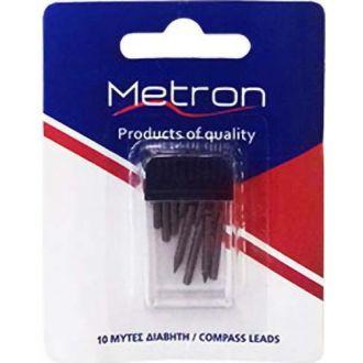 Arda μύτες για μηχανικό μολύβι 2mm 6τμχ.