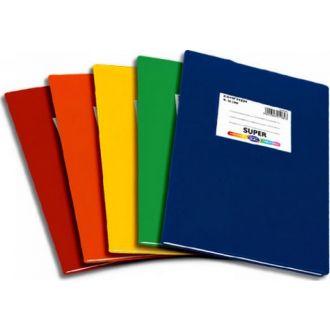 Skag Τετράδιο εξηγήσεων 17x25 ΜΦ 50Φ 5 Χρώματα 219693