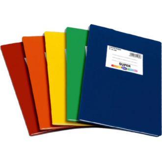 Skag Τετράδιο εξηγήσεων 17x25 ΜΚ 50Φ 5 Χρώματα 219709