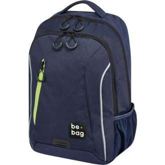 BE BAG σακίδιο be urban indigo blue 24800105