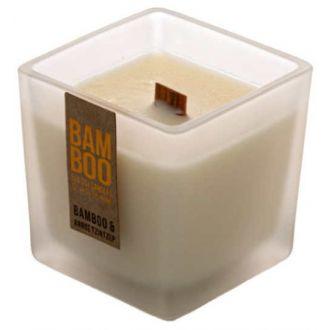HeartAndHome Κερί bamboo 210γρ Bamboo & Άνθος τζίντζερ