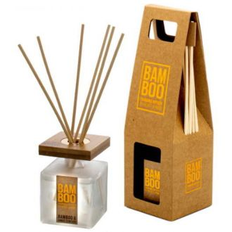 HeartAndHome Διαχυτές bamboo 80ml  Bamboo & Άνθος τζίντζερ