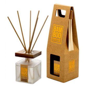 HeartAndHome Διαχυτές bamboo 80ml Ξύλο κέδρου & λευκό musk