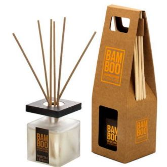 HeartAndHome Διαχυτές bamboo 80ml Ροδόξυλο & Βανίλια