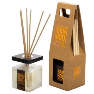 HeartAndHome Διαχυτές bamboo 80ml Ξύλο oud & γεράνι