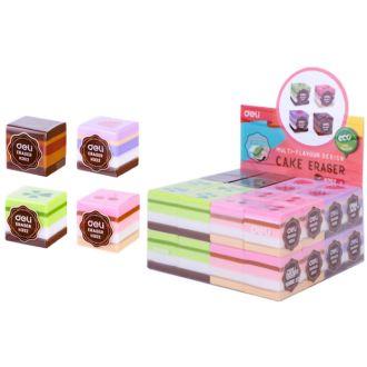 Deli γόμα κέικ 25x25x25 εκ. ΕΗ302