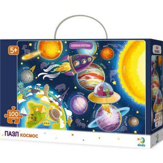 DODO puzzle διαστημικοί πύραυλοι 100τμχ.