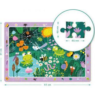 DODO puzzle κήπος 80τμχ.