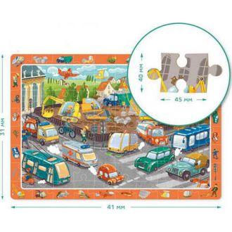 DODO puzzle στο δρόμο 80τμχ.